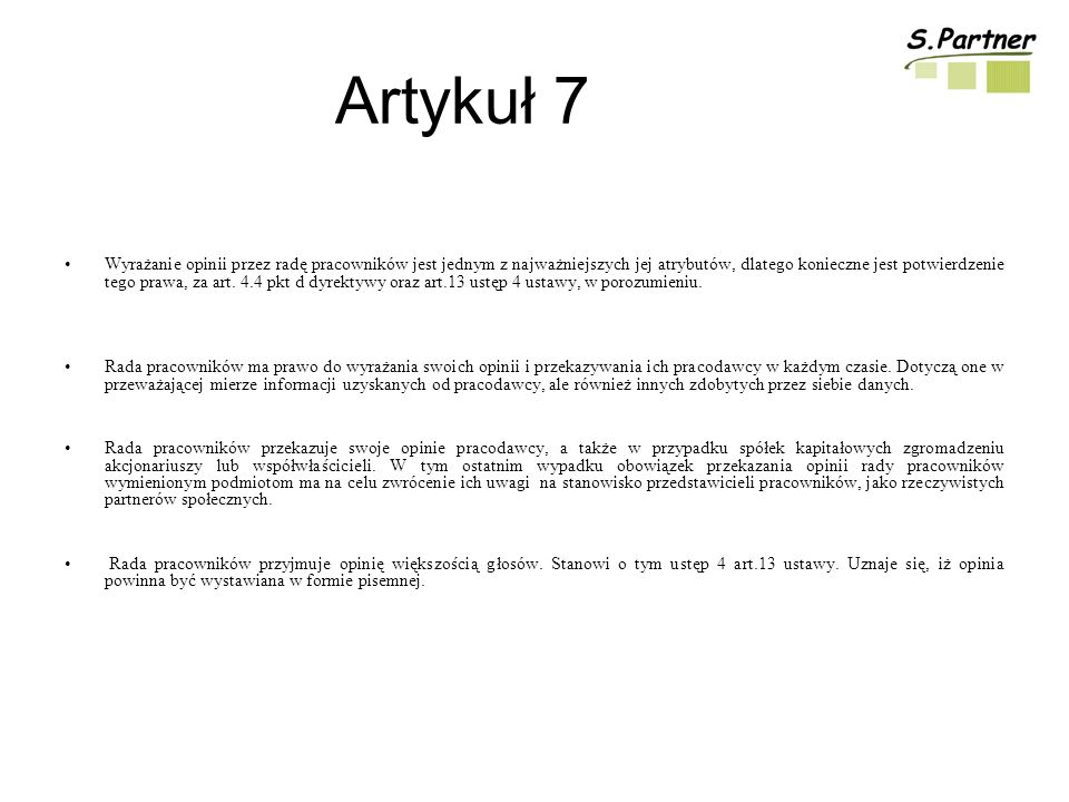 Artykuł 7