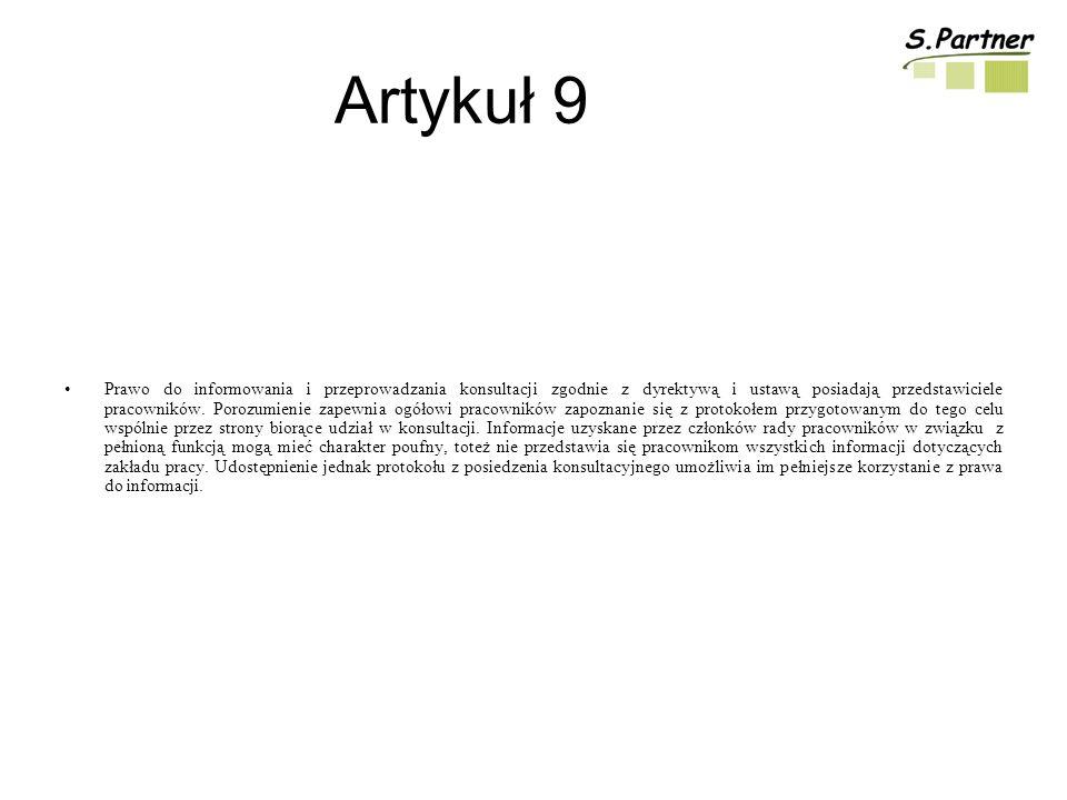 Artykuł 9