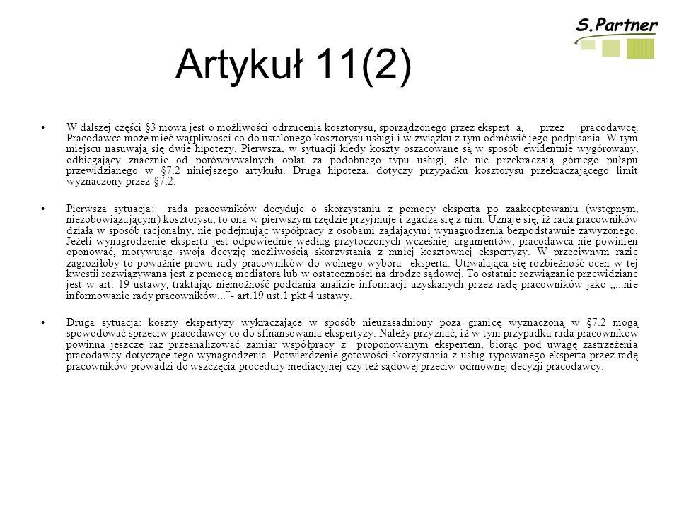 Artykuł 11(2)