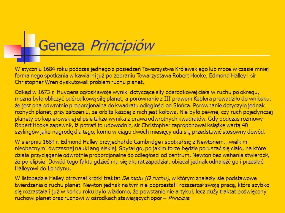Geneza Principiów