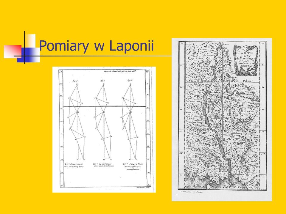 Pomiary w Laponii