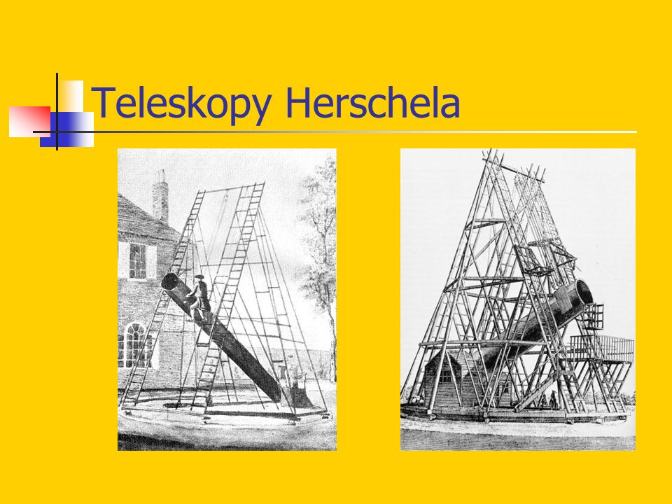 Teleskopy Herschela