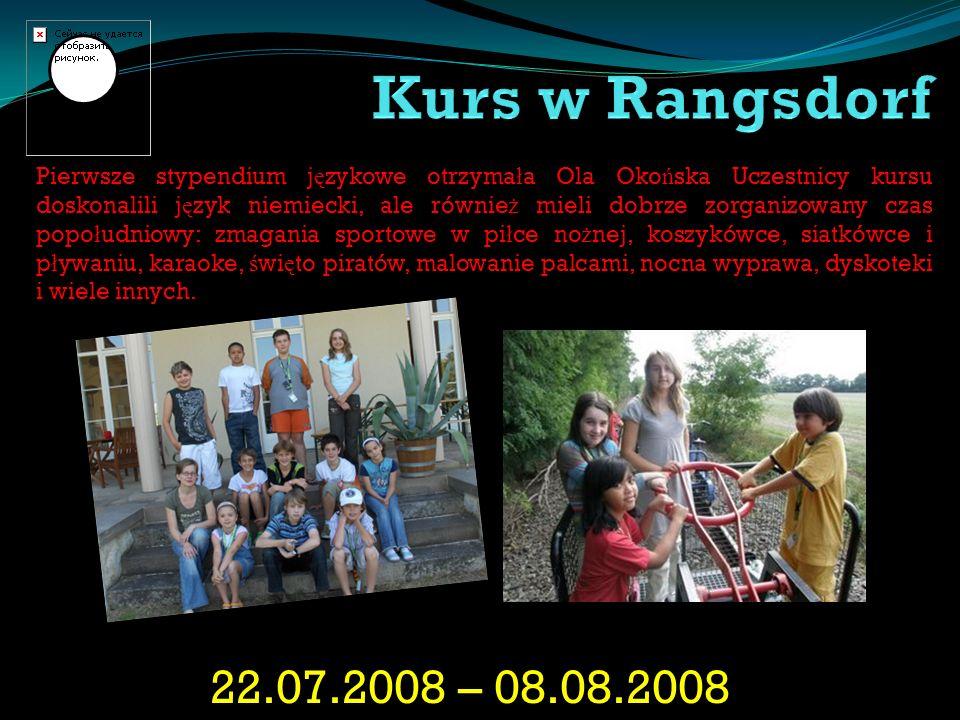 Kurs w Rangsdorf