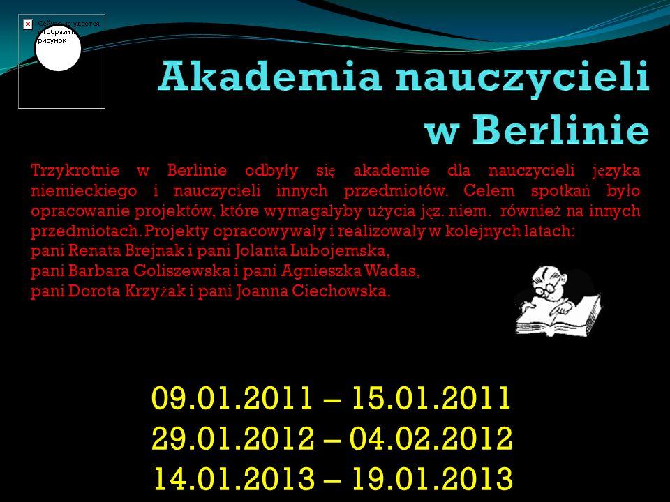 Akademia nauczycieli w Berlinie