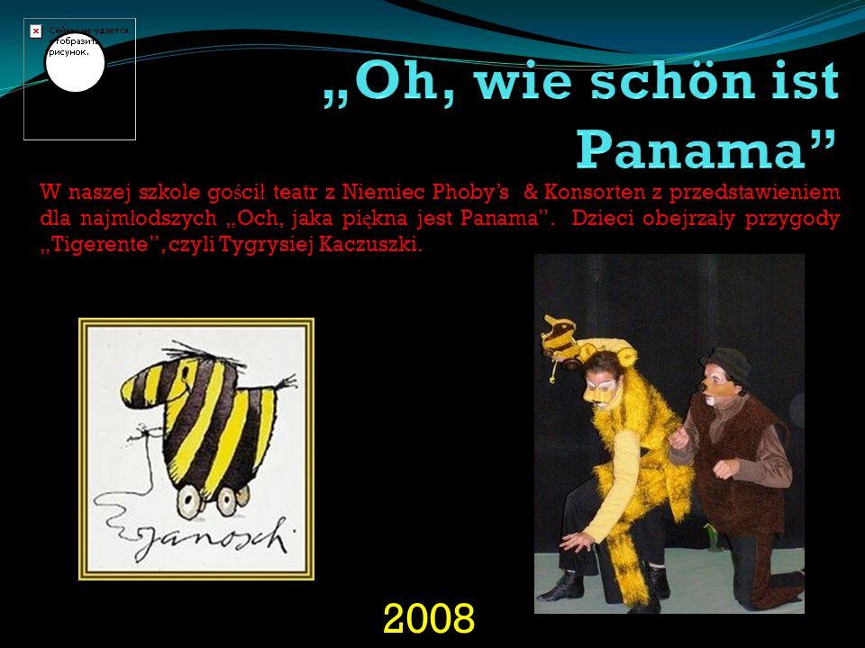 """""""Oh, wie schön ist Panama"""