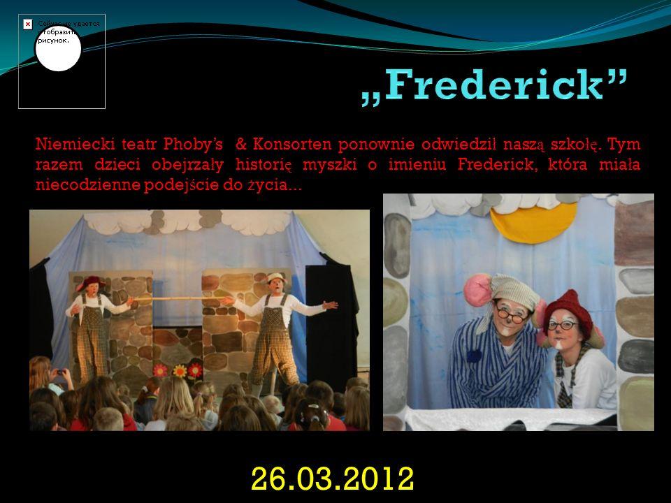 """Frederick"