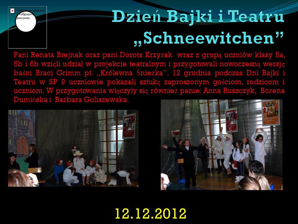 "Dzień Bajki i Teatru ""Schneewitchen"