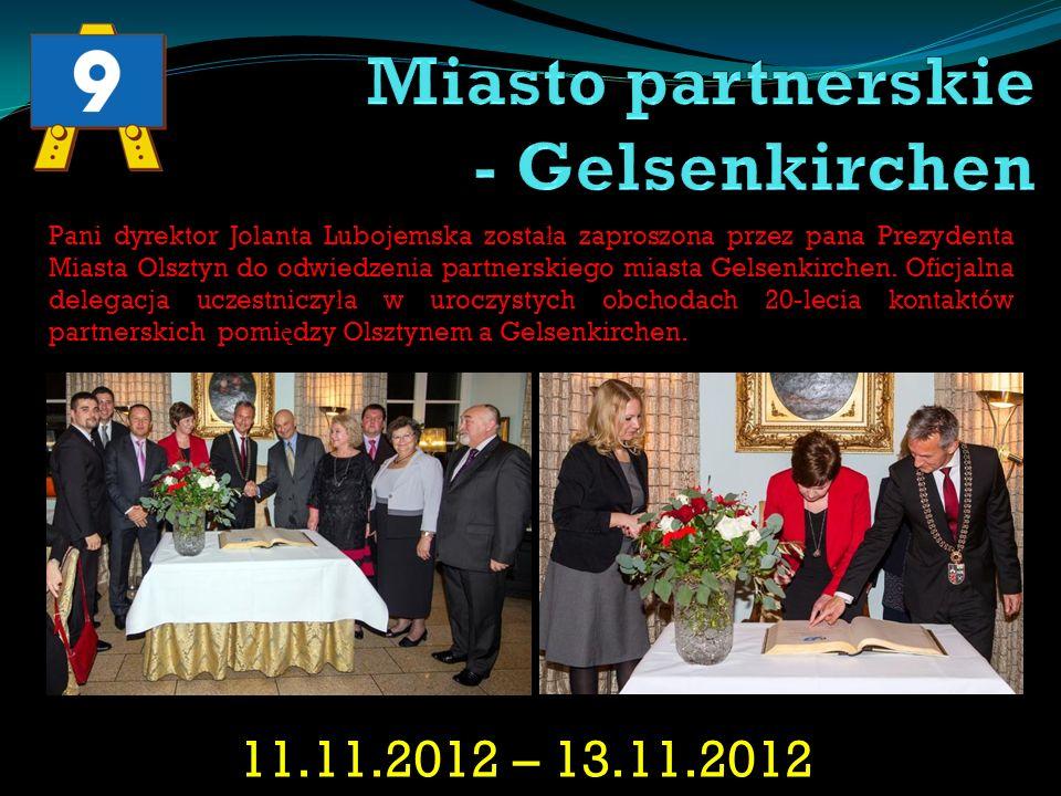 Miasto partnerskie - Gelsenkirchen