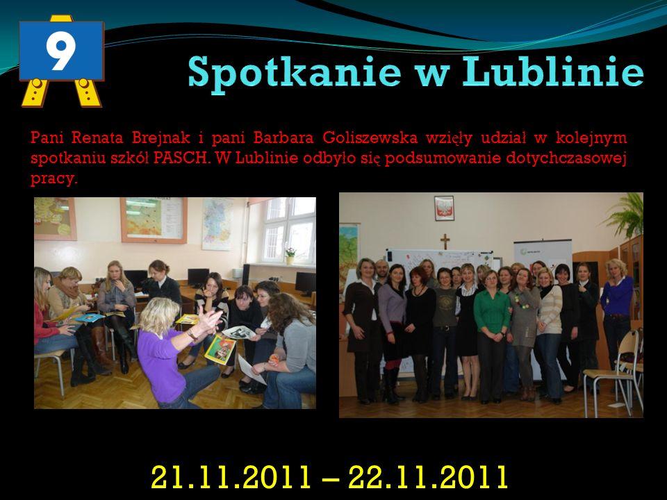 Spotkanie w Lublinie