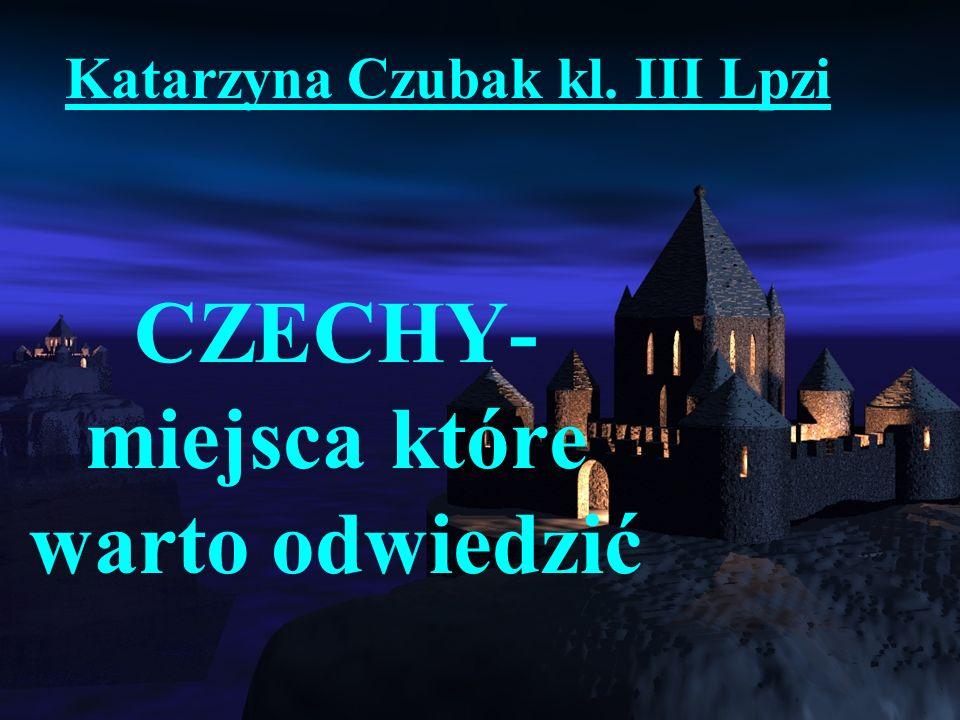 Katarzyna Czubak kl. III Lpzi