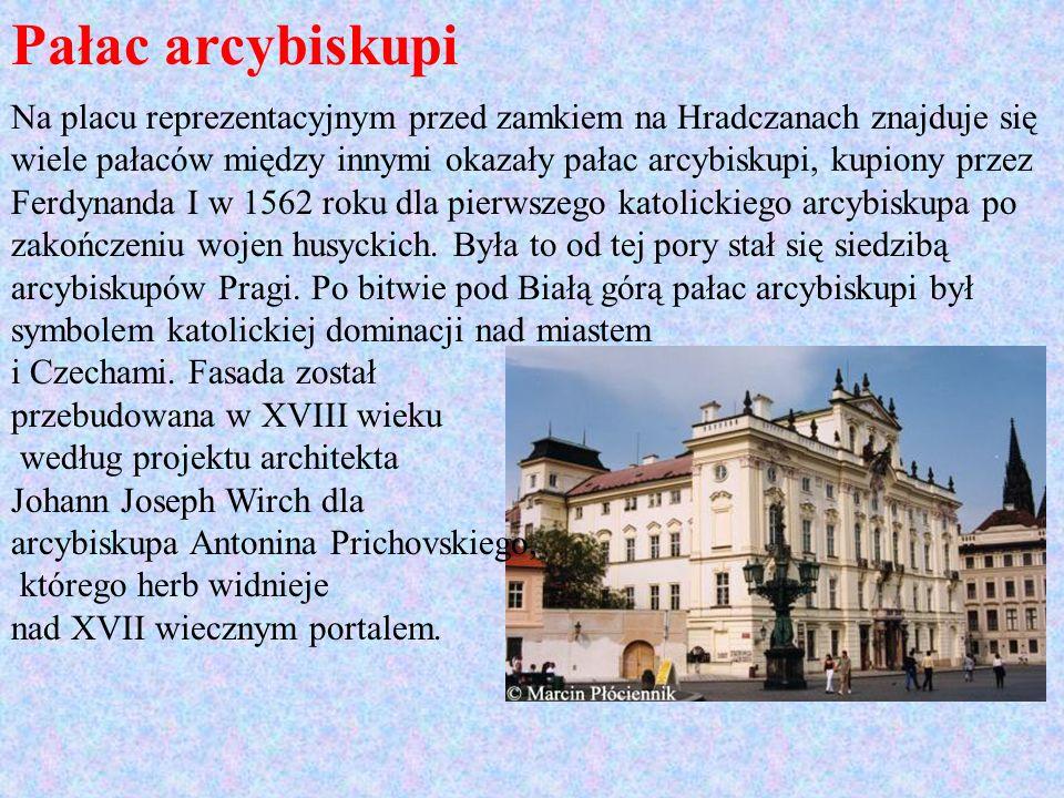 Pałac arcybiskupi