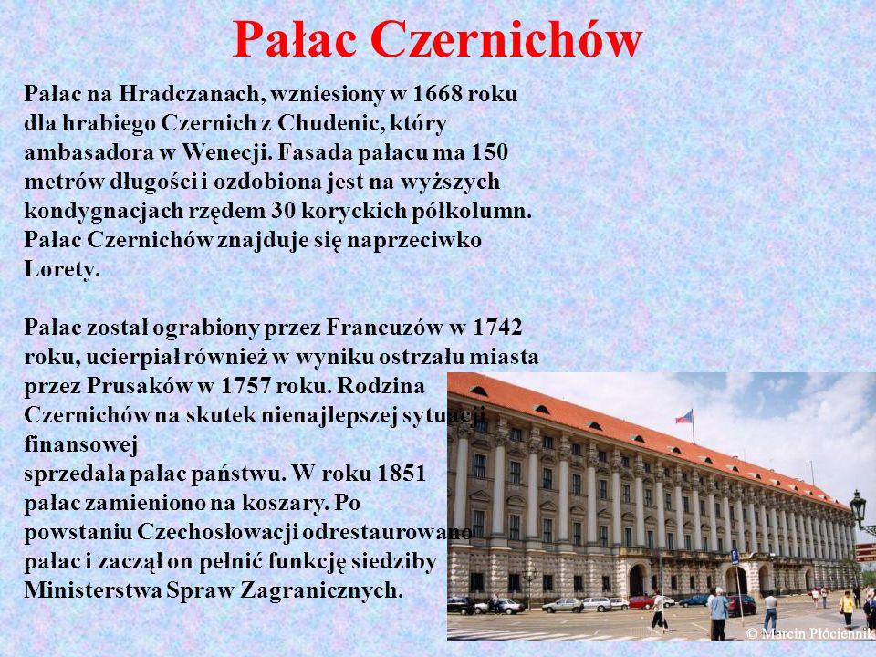 Pałac Czernichów