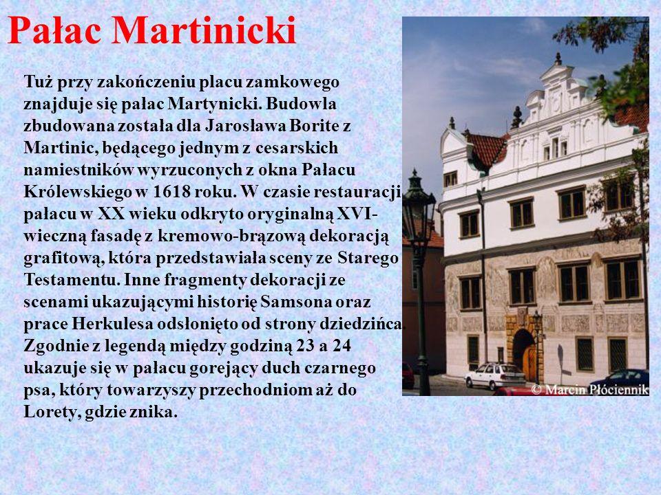 Pałac Martinicki