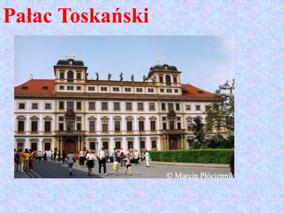 Pałac Toskański