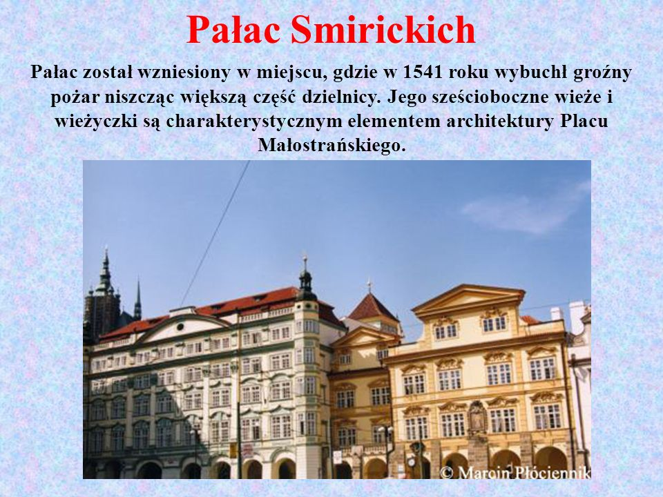 Pałac Smirickich