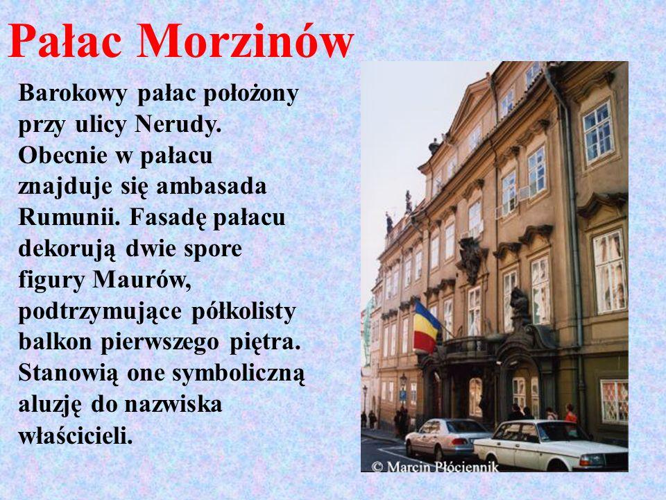 Pałac Morzinów