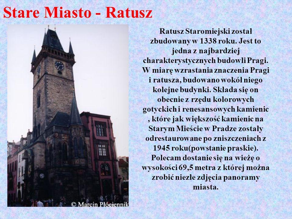 Stare Miasto - Ratusz