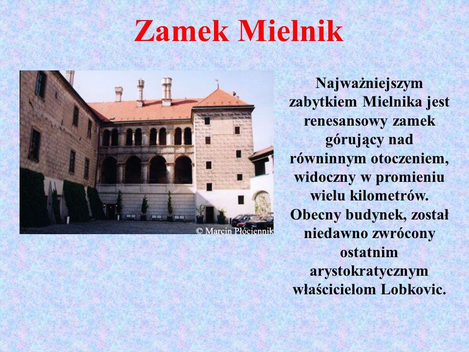 Zamek Mielnik