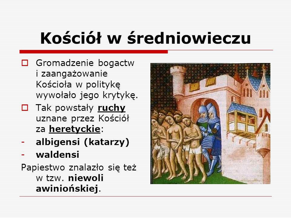 Kościół w średniowieczu