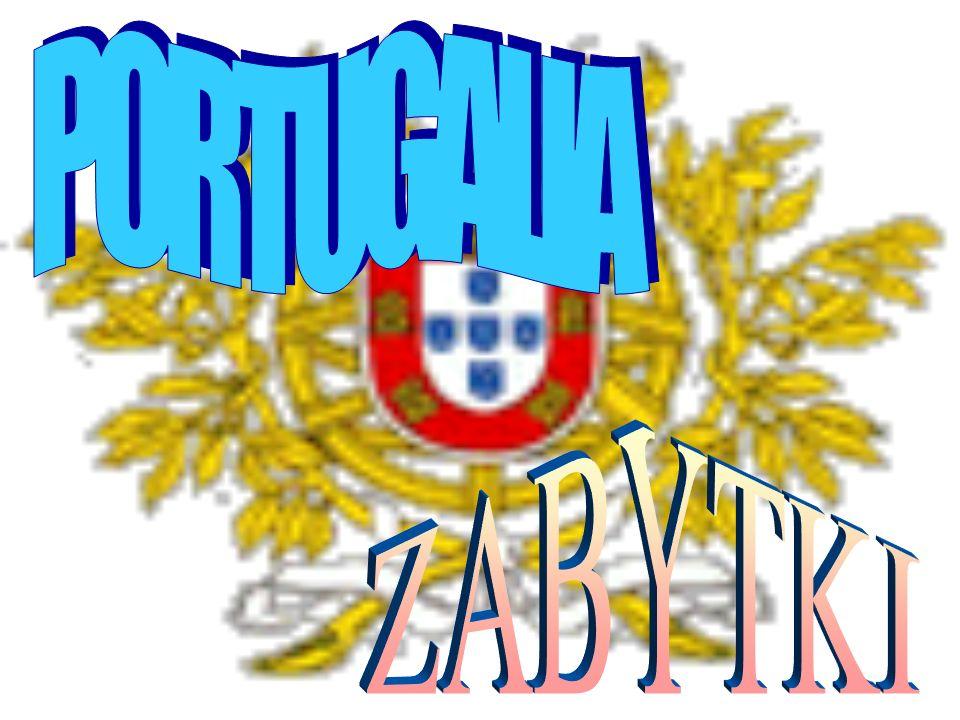 PORTUGALIA ZABYTKI