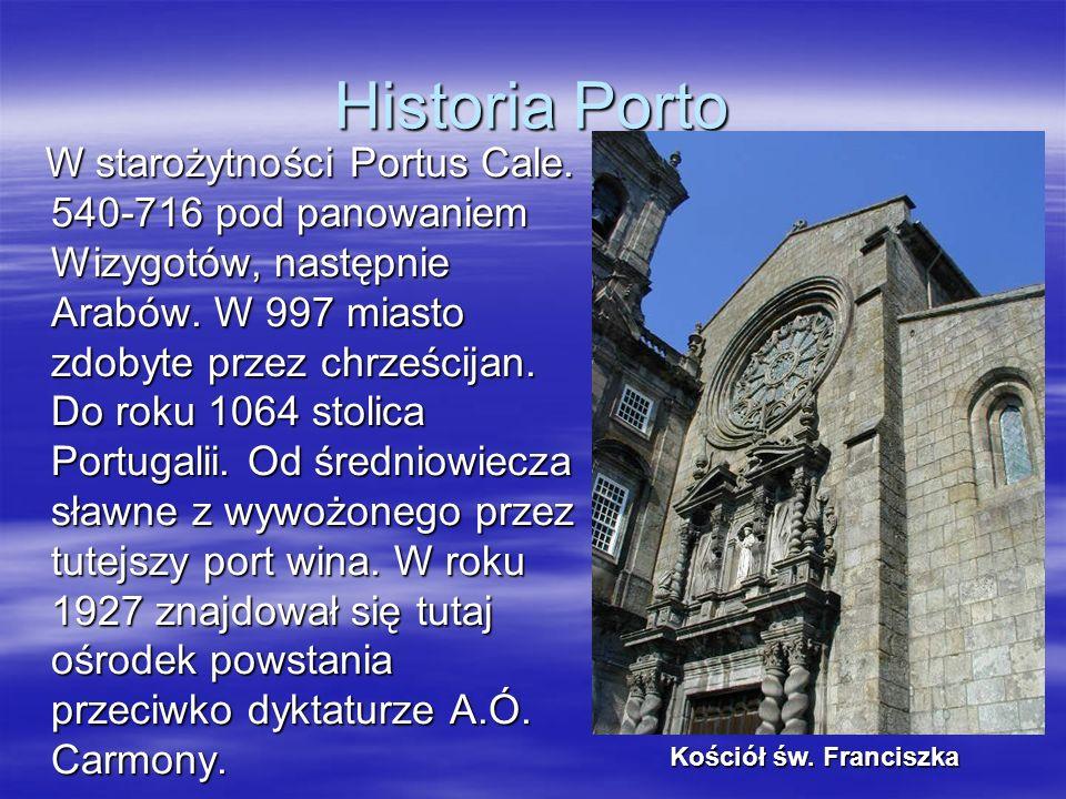 Historia Porto