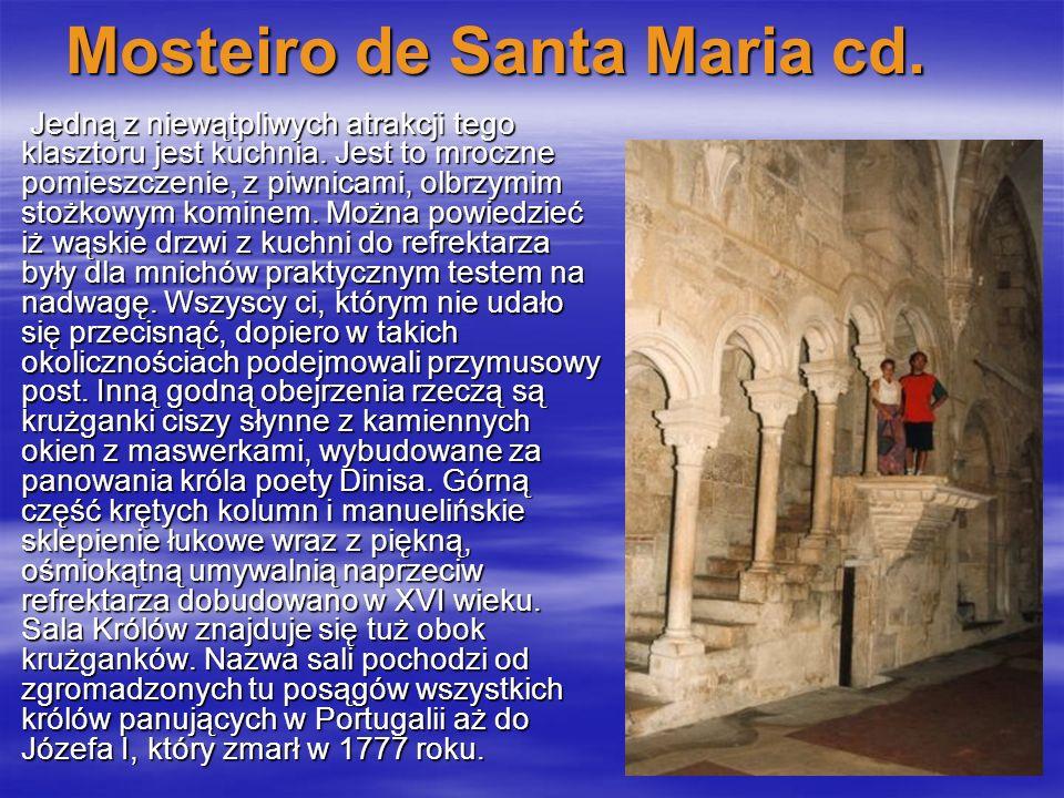 Mosteiro de Santa Maria cd.