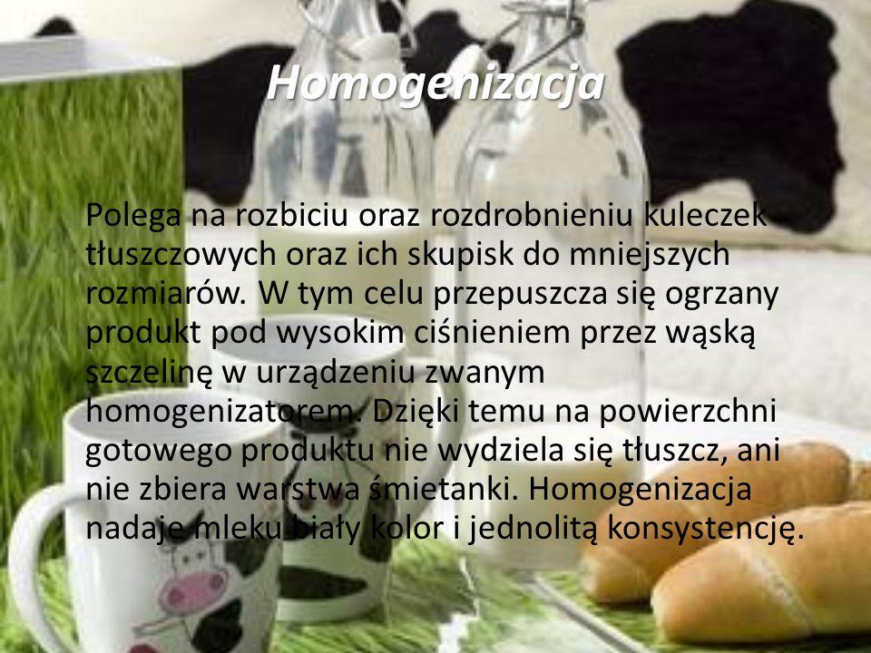 Homogenizacja