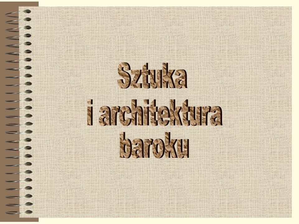 Sztuka i architektura baroku