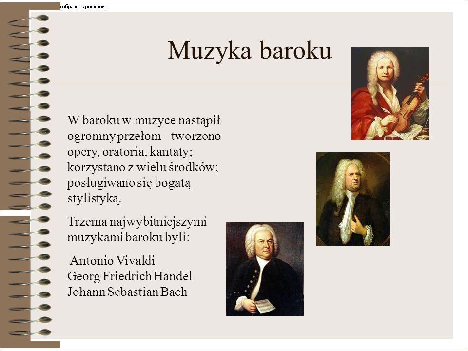 Muzyka baroku