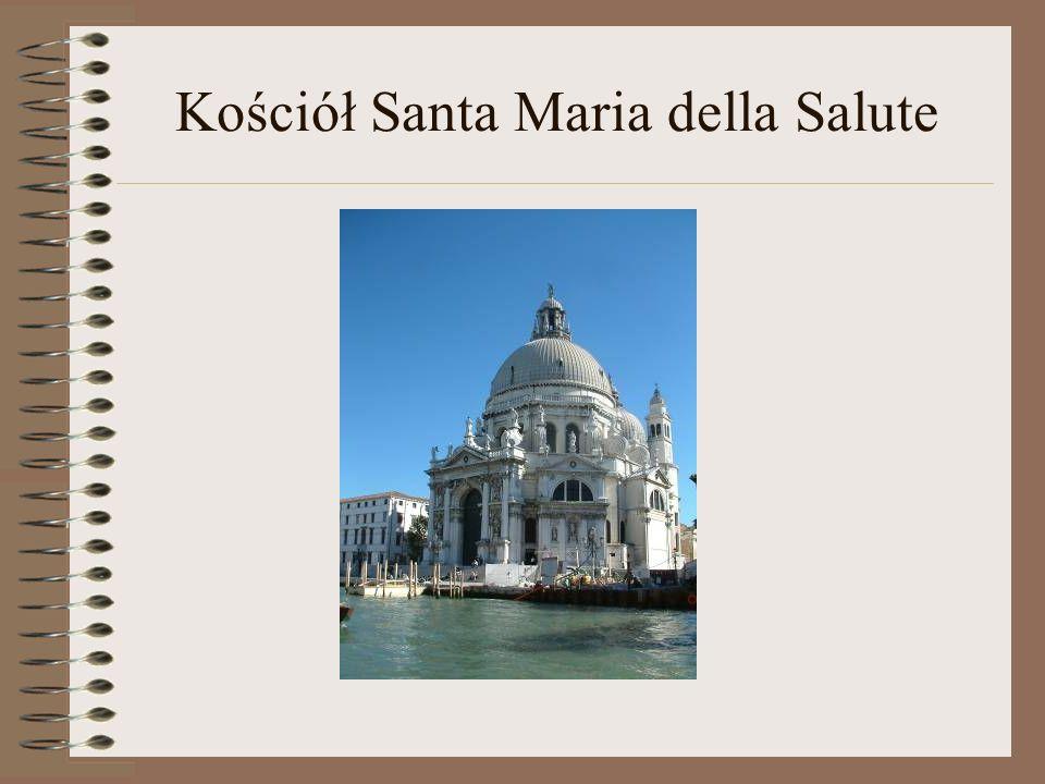 Kościół Santa Maria della Salute