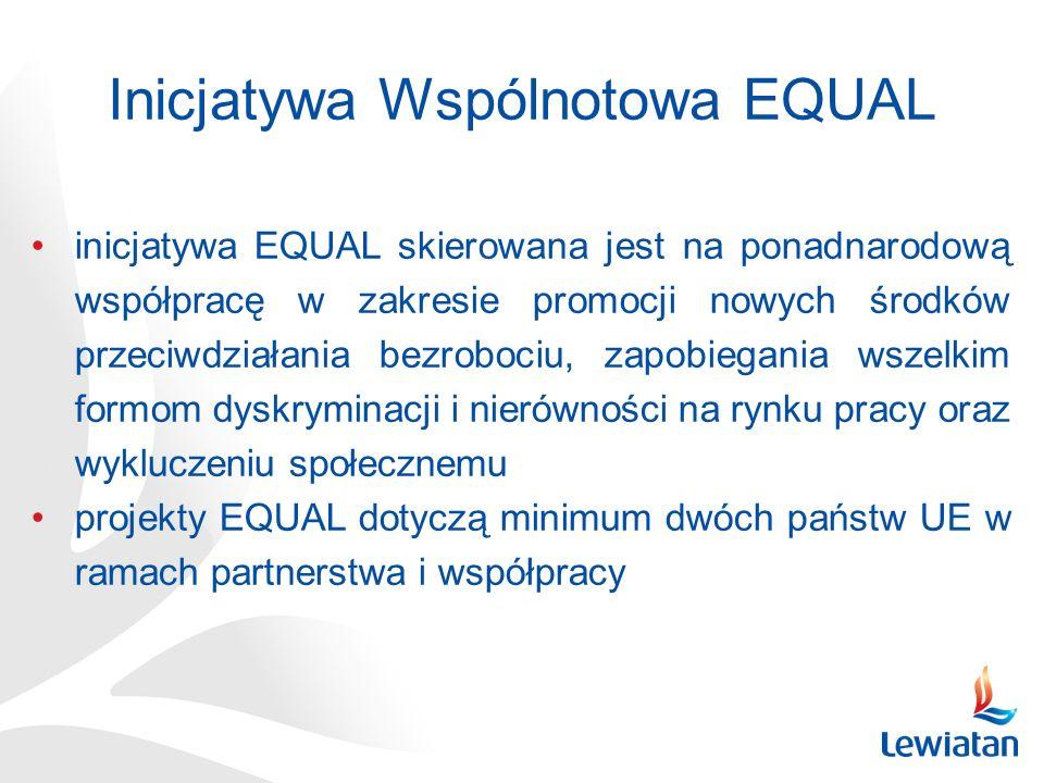 Inicjatywa Wspólnotowa EQUAL