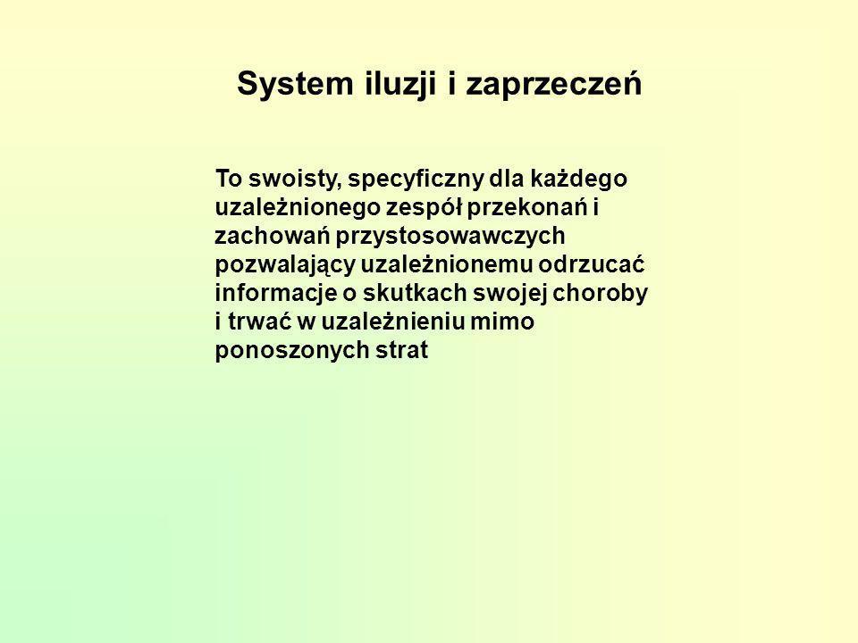 System iluzji i zaprzeczeń