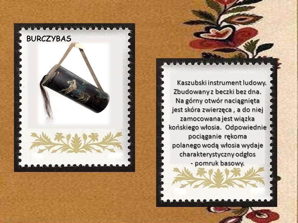 Kaszubski instrument ludowy.
