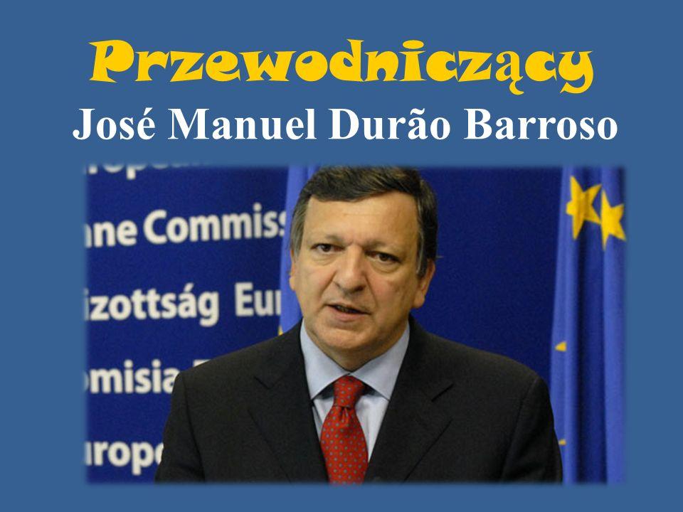 Przewodniczący José Manuel Durão Barroso