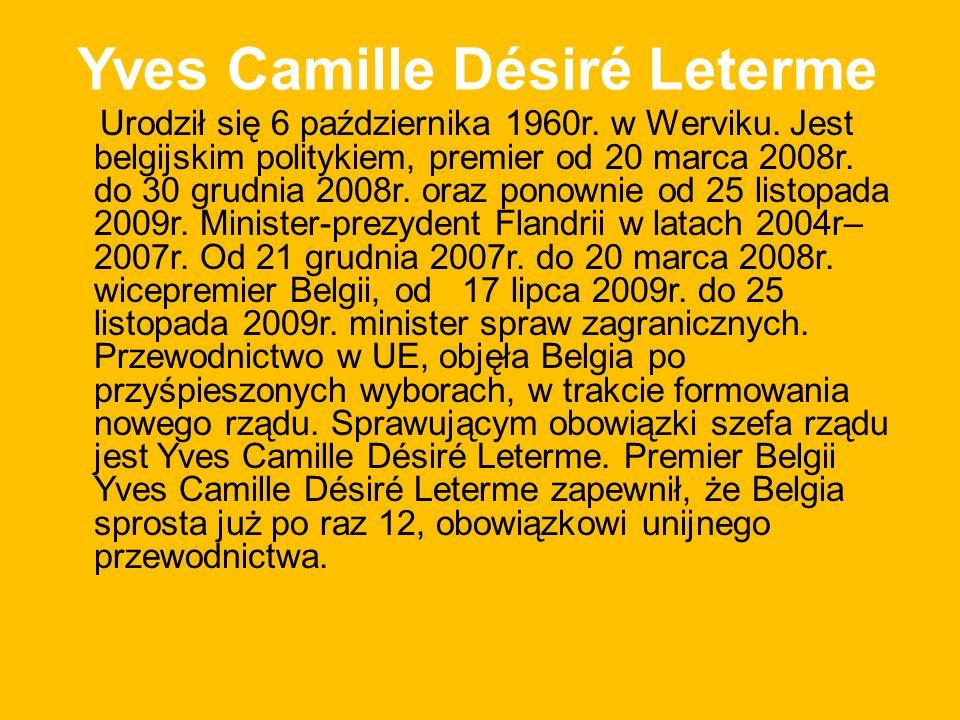 Yves Camille Désiré Leterme