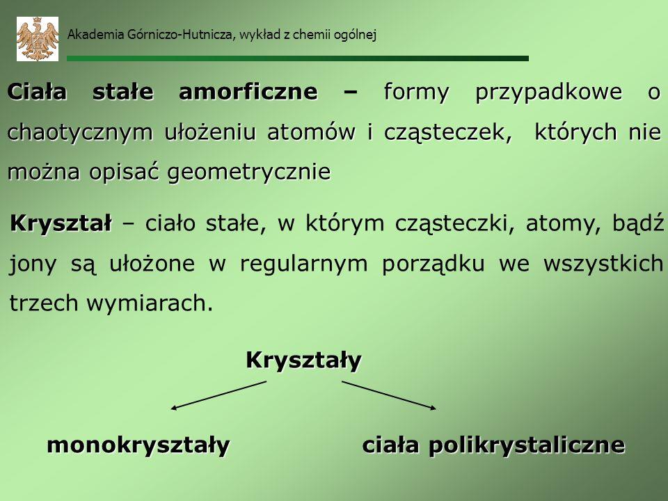 ciała polikrystaliczne