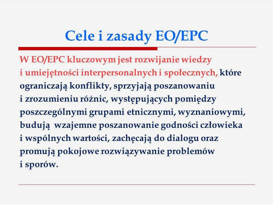 Cele i zasady EO/EPC