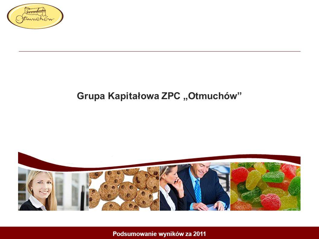 """Grupa Kapitałowa ZPC """"Otmuchów"""