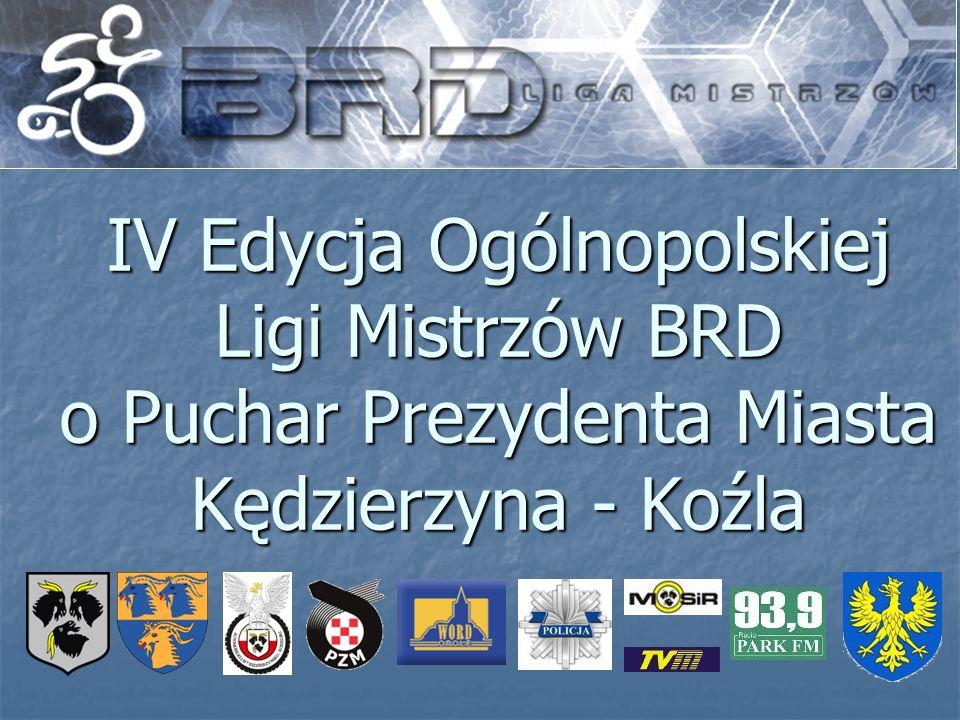 IV Edycja Ogólnopolskiej Ligi Mistrzów BRD
