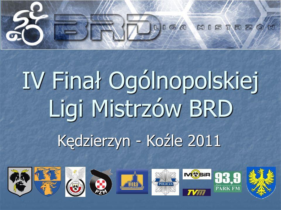 IV Finał Ogólnopolskiej Ligi Mistrzów BRD