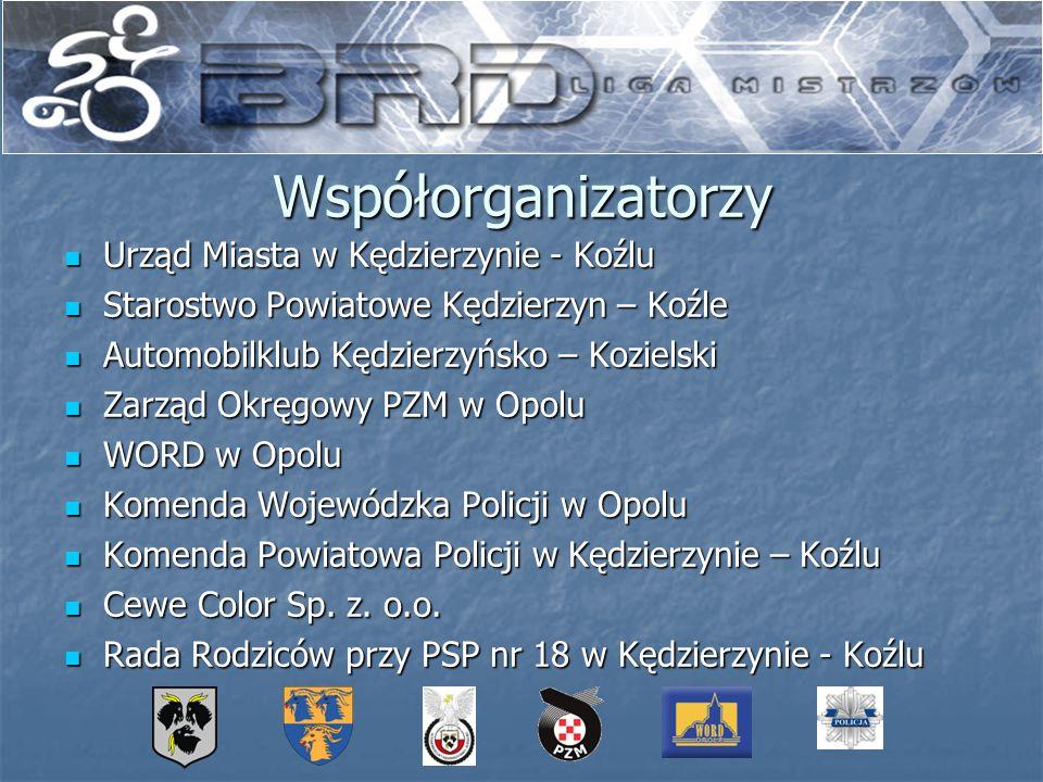 Współorganizatorzy Urząd Miasta w Kędzierzynie - Koźlu