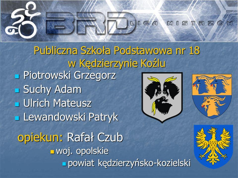 Publiczna Szkoła Podstawowa nr 18 w Kędzierzynie Koźlu