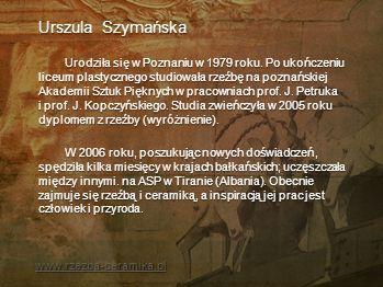 Urszula Szymańska