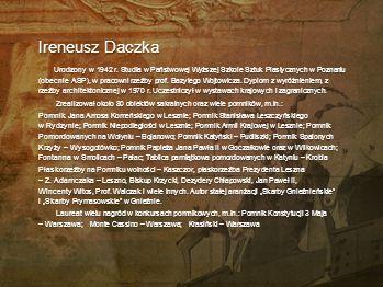 Ireneusz Daczka