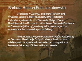 Barbara Helena Ertel-Jakubowska