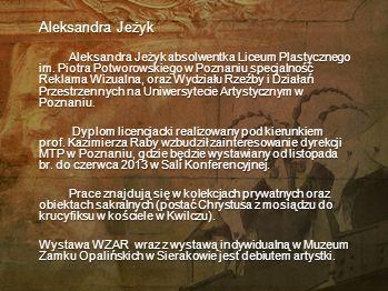 Aleksandra Jeżyk