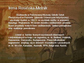 Irena Rosińska-Melnik