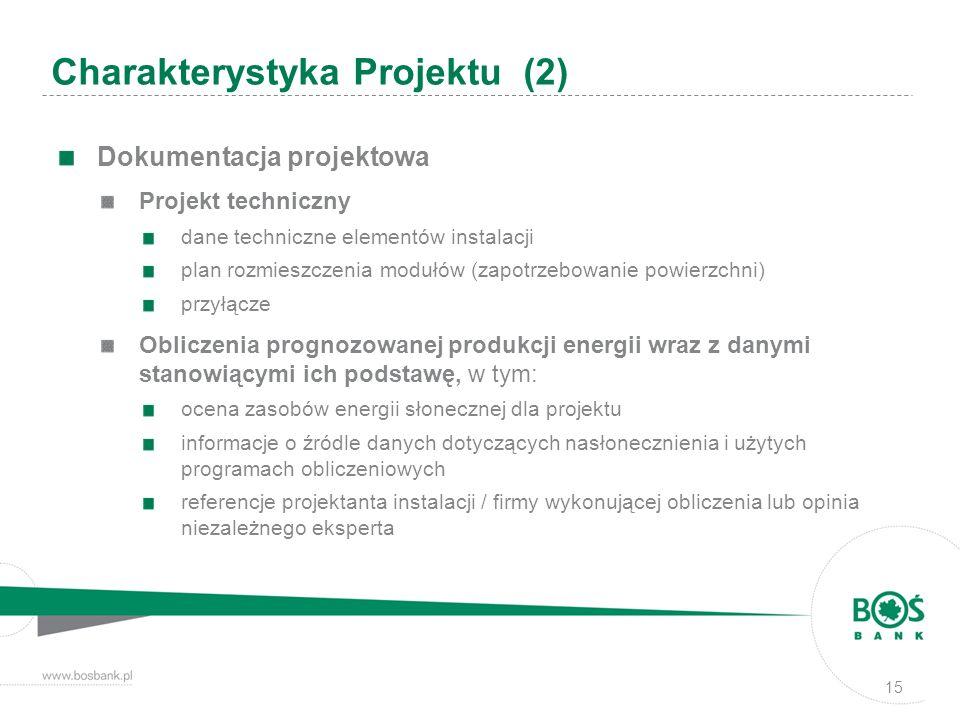 Charakterystyka Projektu (2)