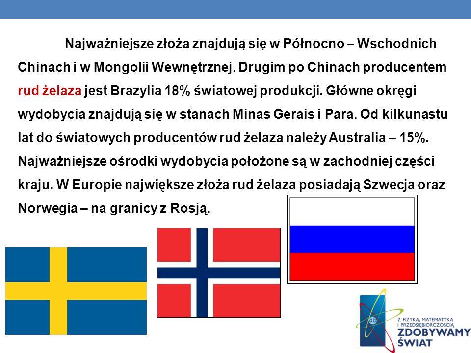 Najważniejsze złoża znajdują się w Północno – Wschodnich Chinach i w Mongolii Wewnętrznej.
