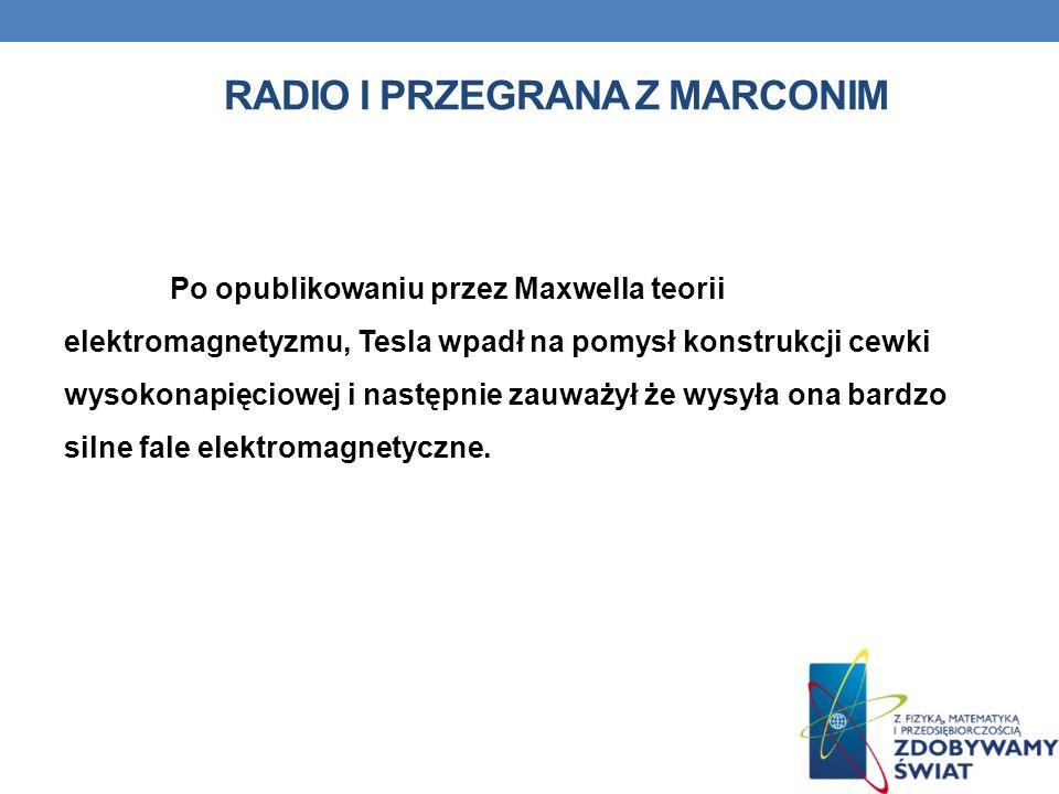 Radio i przegrana z Marconim
